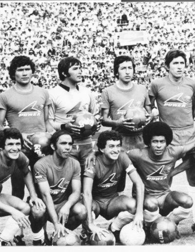 1980-81 Bicampeón de la Liga Boliviana